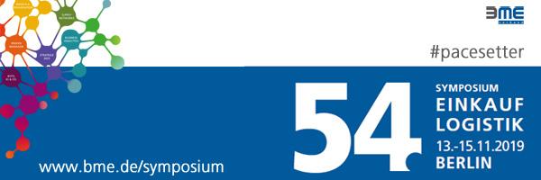 , 54. BME-Symposium Einkauf und Logistik 2019
